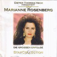 Cover Marianne Rosenberg - Die grossen Erfolge [StarCollection]